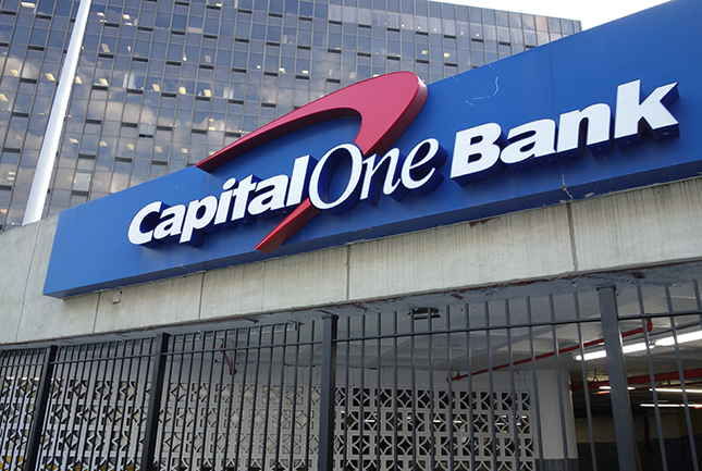 Capital One in Queens, NYC, NY