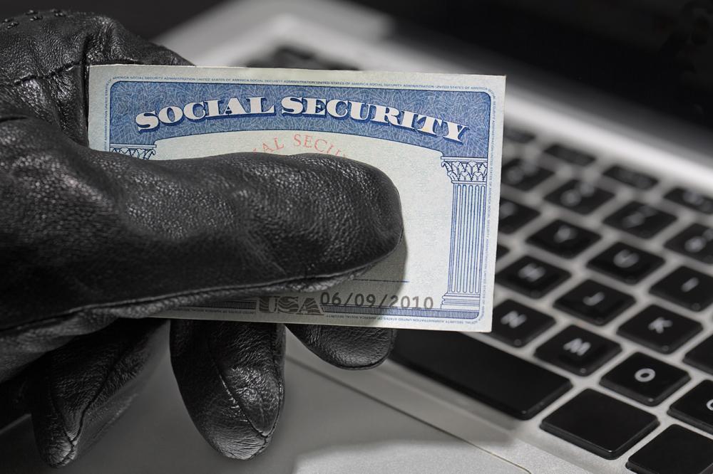 Tax ID theft – Fraud